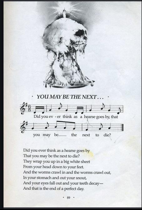AHS (A Hearse Song)