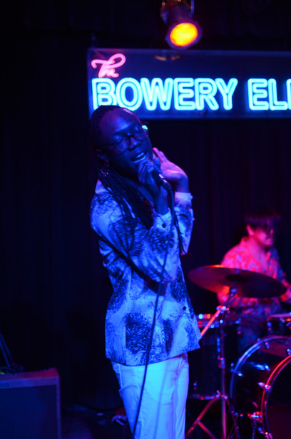 The Bowery Electric 3.19.18