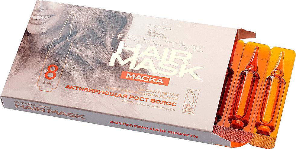 """Маска """"Активирующая рост волос"""" ALV"""