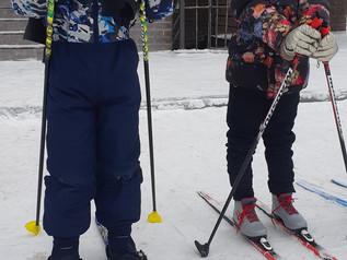 Давай лыжню!
