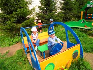 День туриста в нашем детском саду