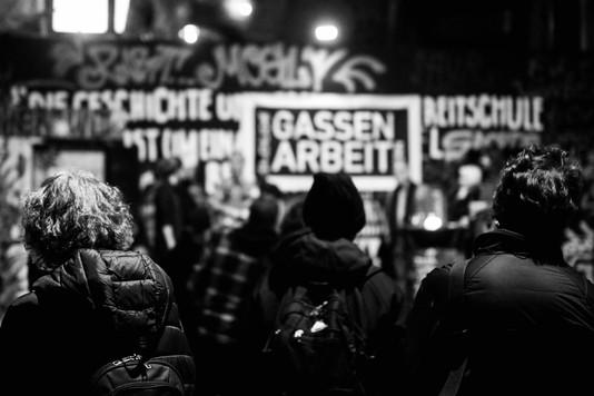 30 Jahre Gassenarbeit Bern