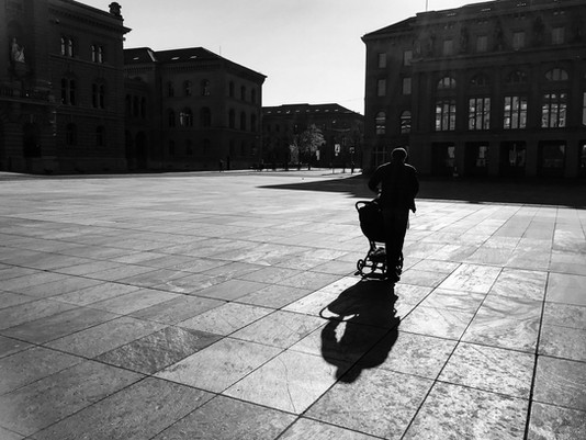 Corona Series – Bilder aus Bern