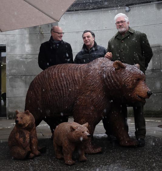 Die Bären von Arosa