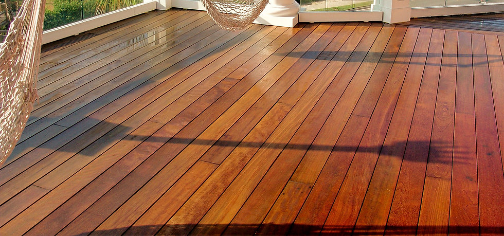 Deck Refinishing - Nardone Painting Contractors