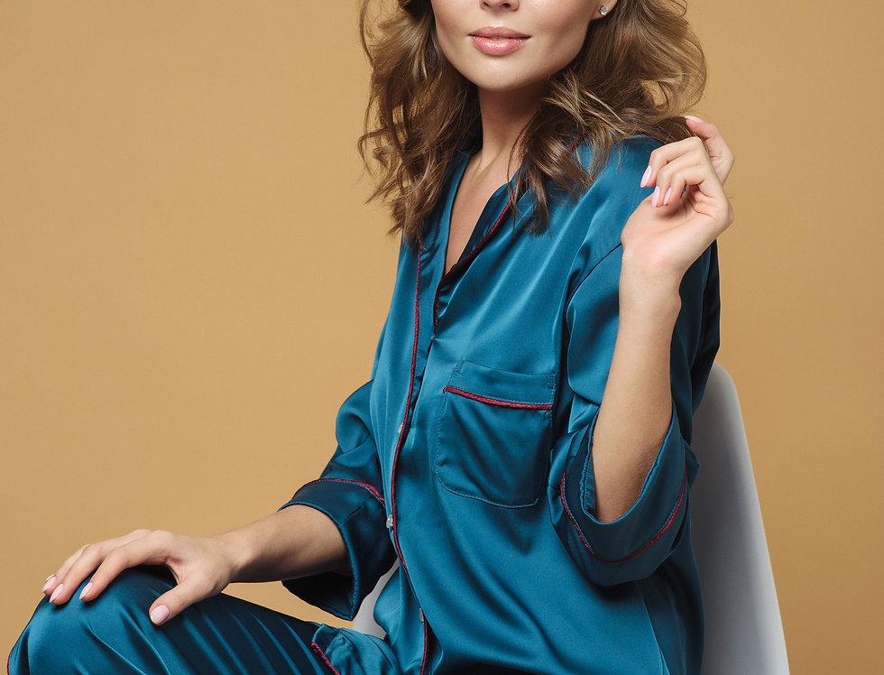 Pajamas (aquamarine)