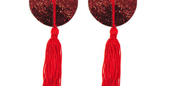 Pesthes with tassels