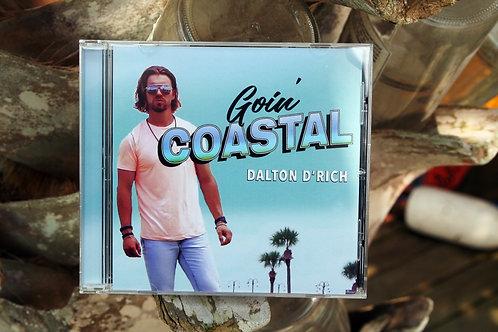"""Goin' Coastal"" physical CD"