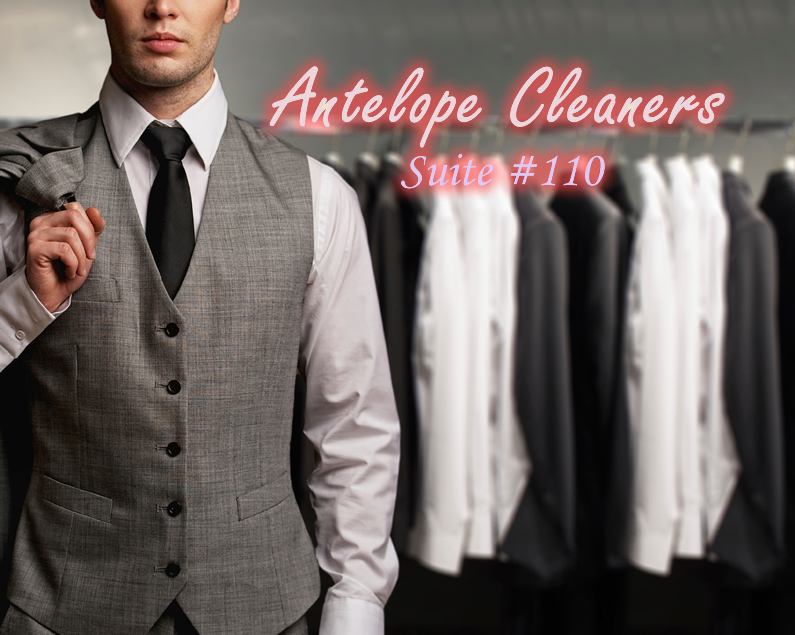 Antelope Cleaners