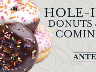 Hole-N-One Donuts & Bagels confirms second Murrieta location at Antelope Square