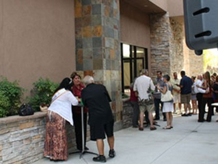 Antelope Square Shopping Center Debuts to a Festive Crowd
