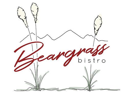 Beargrass Bistro Logo - Color - Transpar