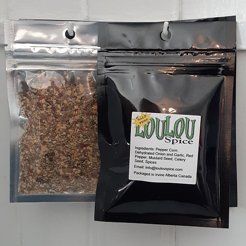 SALT  FREE Small bag whole LouLou Spice