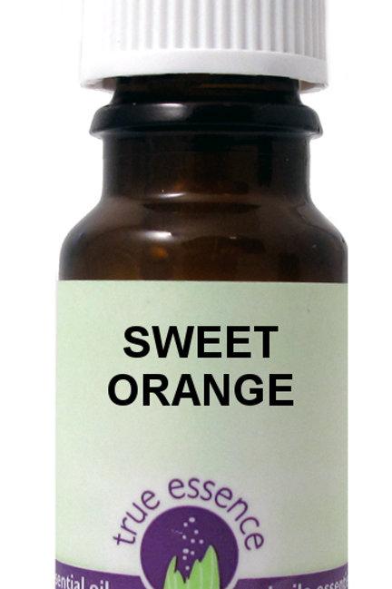 ORANGE SWEET (Citrus Sinensis) Organic