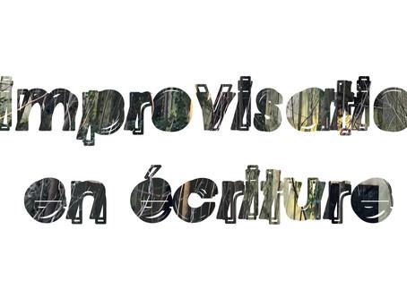 L'improvisation en écriture