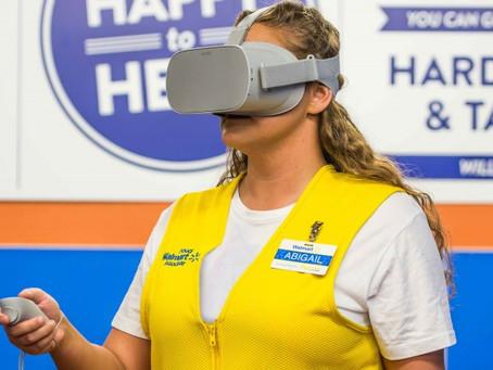 Walmart, um pioneiro em Realidade Virtual