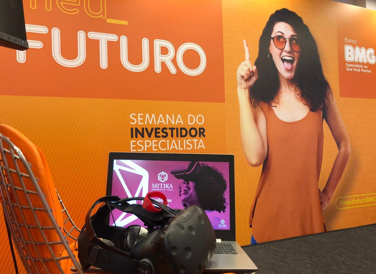 BMG _Meu Desafio | Realidade Virtual Mítika Brasil