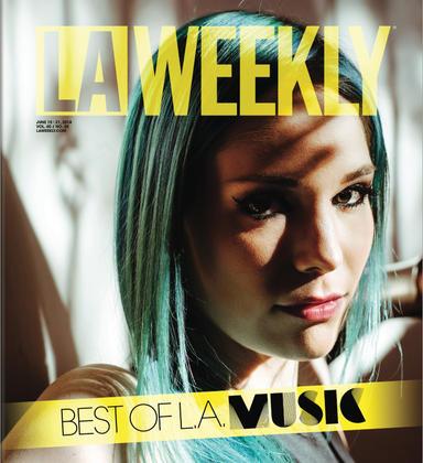 LA Weekly Cover Shoot