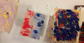 Paper Marbleizing