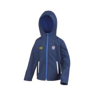 Junior Softshell Performance Jacket