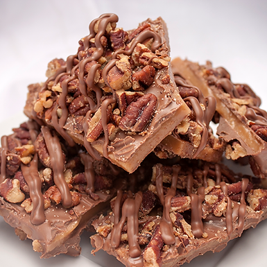 Pecan Butter Toffee (8 oz)