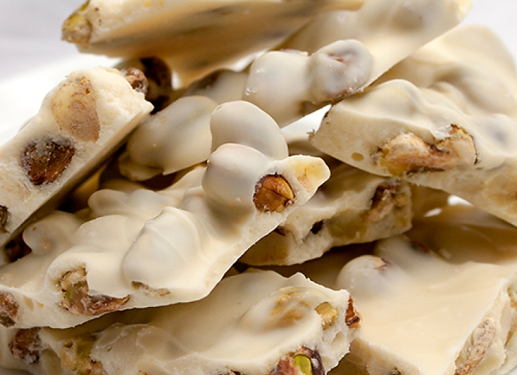 White Pistachio Bark (8 oz)
