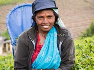 Nuwara Eliya in Sri Lanka