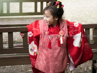 Three-year-old girl ceremony〜七五三