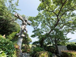 Hidden Christian sites in Goto islands