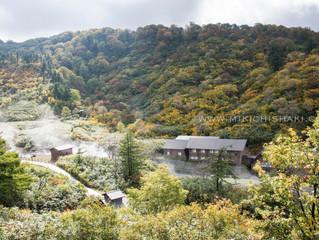 Amazing hot springs in Tohoku#1
