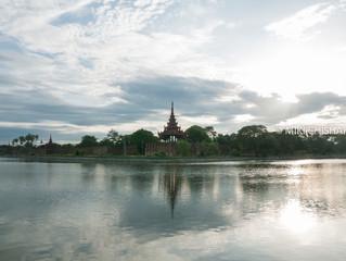 Old palace, Mandalay