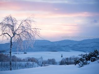 Snowscape in Biei, Hokkaido(part 1)