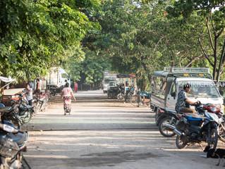 Ordinary people's life in Mandalay