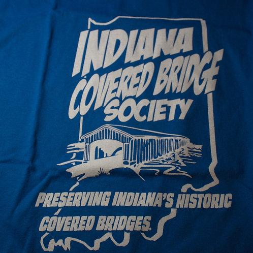 Old Design ICBS tee shirt