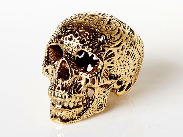 polished-brass-skull