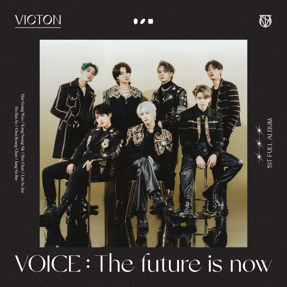 [VICTON (빅톤)] VOICE  The future is now
