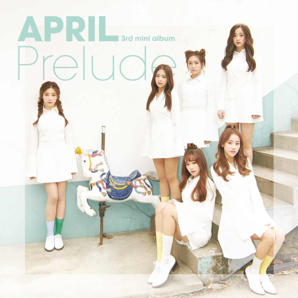 [APRIL] 3rd Mini Album `Prelude`