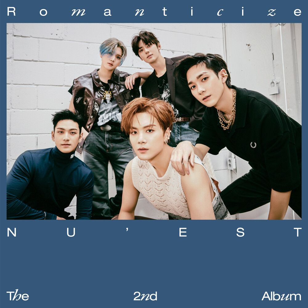 [뉴이스트] The 2nd Album 'Romanticize'