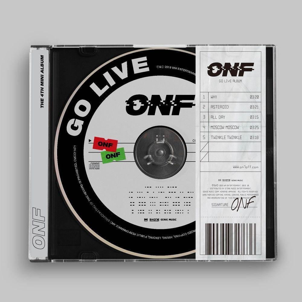 [온앤오프(ONF)] GO LIVE