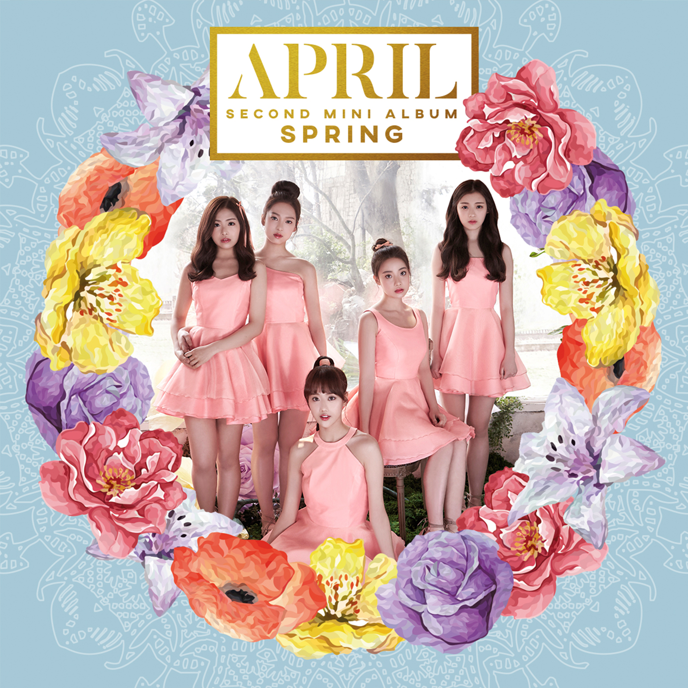 [APRIL] The 2nd Mini Album