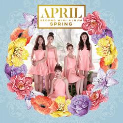 [APRIL] The 2nd Mini Album