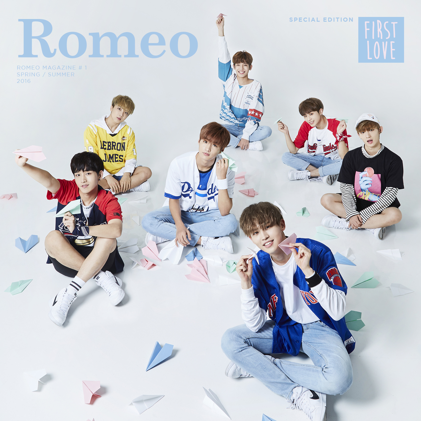 [ROMEO] Special Edition `First Love'