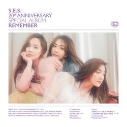 [S.E.S]20th Anniversary SpecialAlbum