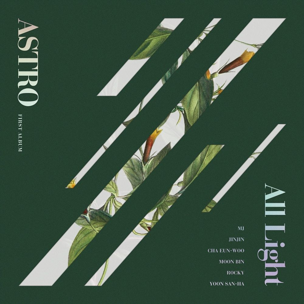 [아스트로 (ASTRO)] All Light