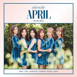 [APRIL] 4th Mini Album `eternity`