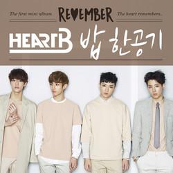 [HeartB] 1st MINI ALBUM `REMEMBER`