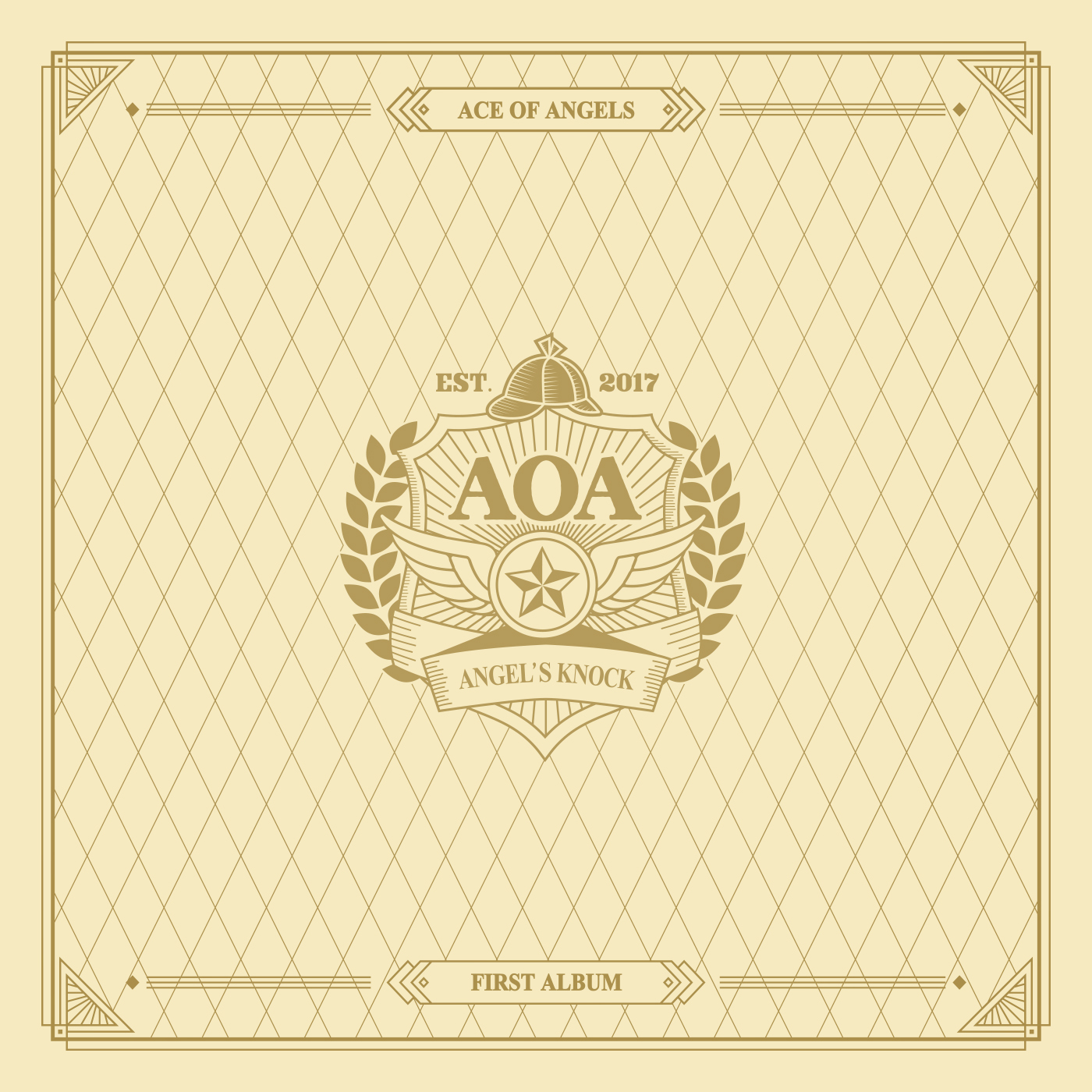 [AOA] 1st Album ANGEL`S KNOCK