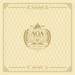 [AOA] 1st Album ANGEL`S KNOCK