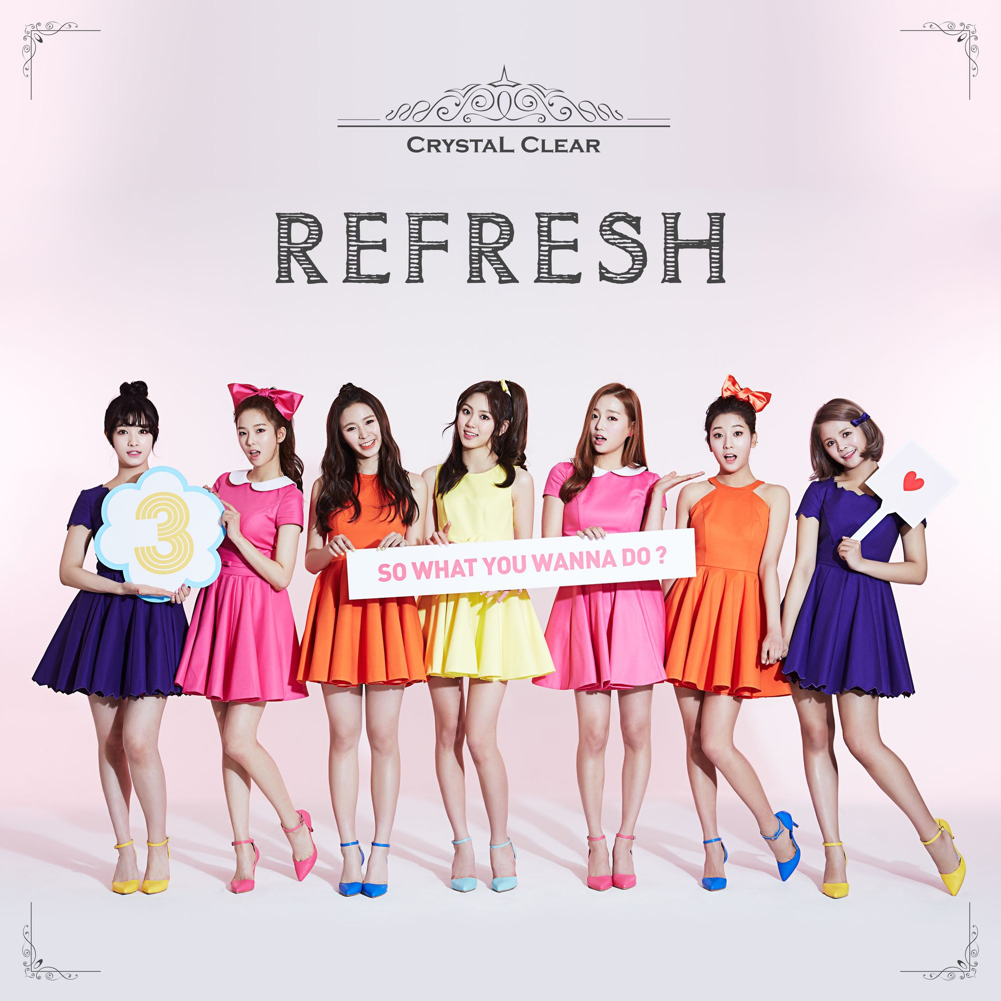 [CLC] The 3rd mini album 'REFRESH'