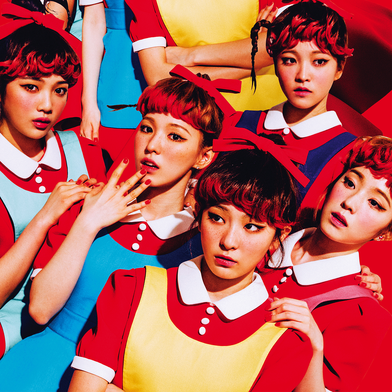 [Red Velvet] The Red - The 1st Album